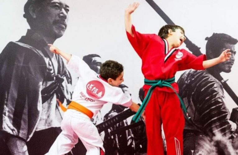 Deporte para niños en Vallcarca