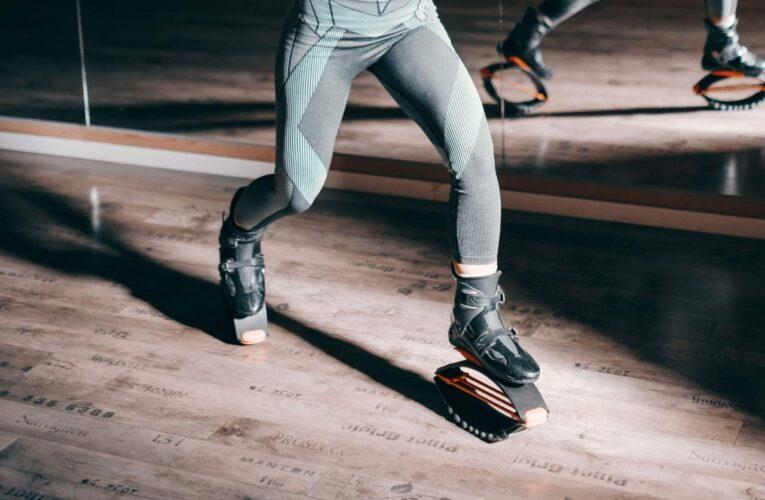 Entrenamiento con botas de rebote: Es popular Vanity Fit