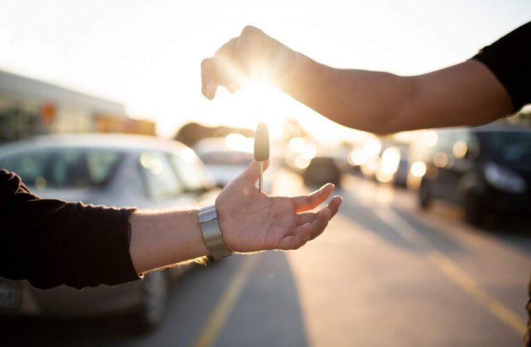 Renting de coche automático: todorenting.es