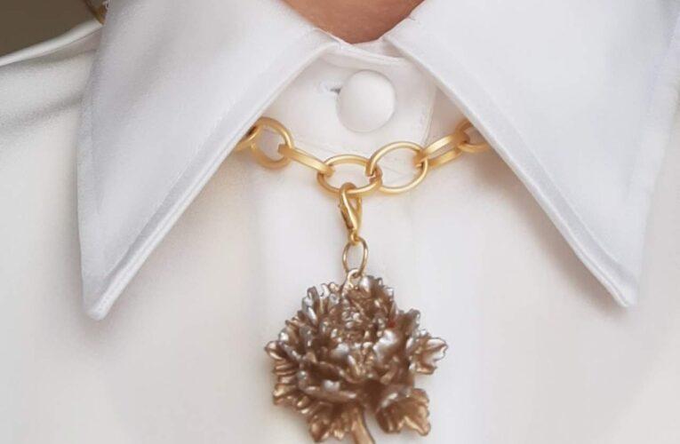 María Fraile. Diseñadora de joyas hechas a mano.